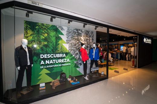 Columbia Sportswear São Paulo