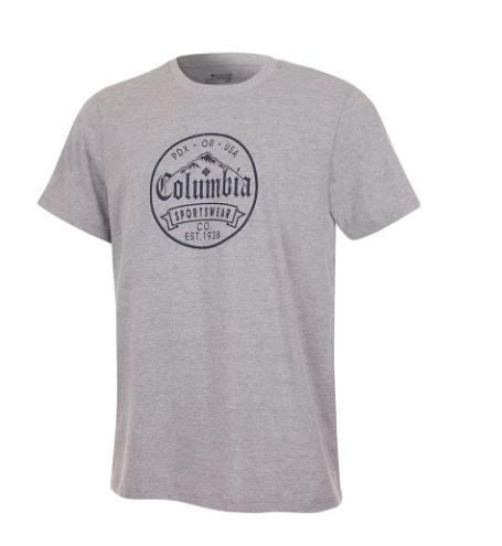 Camiseta Columbia Masculina Round Bend