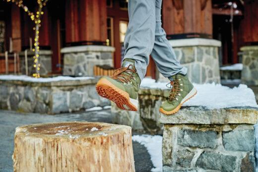 bota para neve