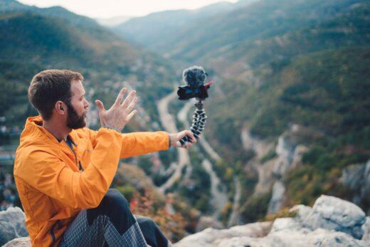 como fazer um videoclip de viagem