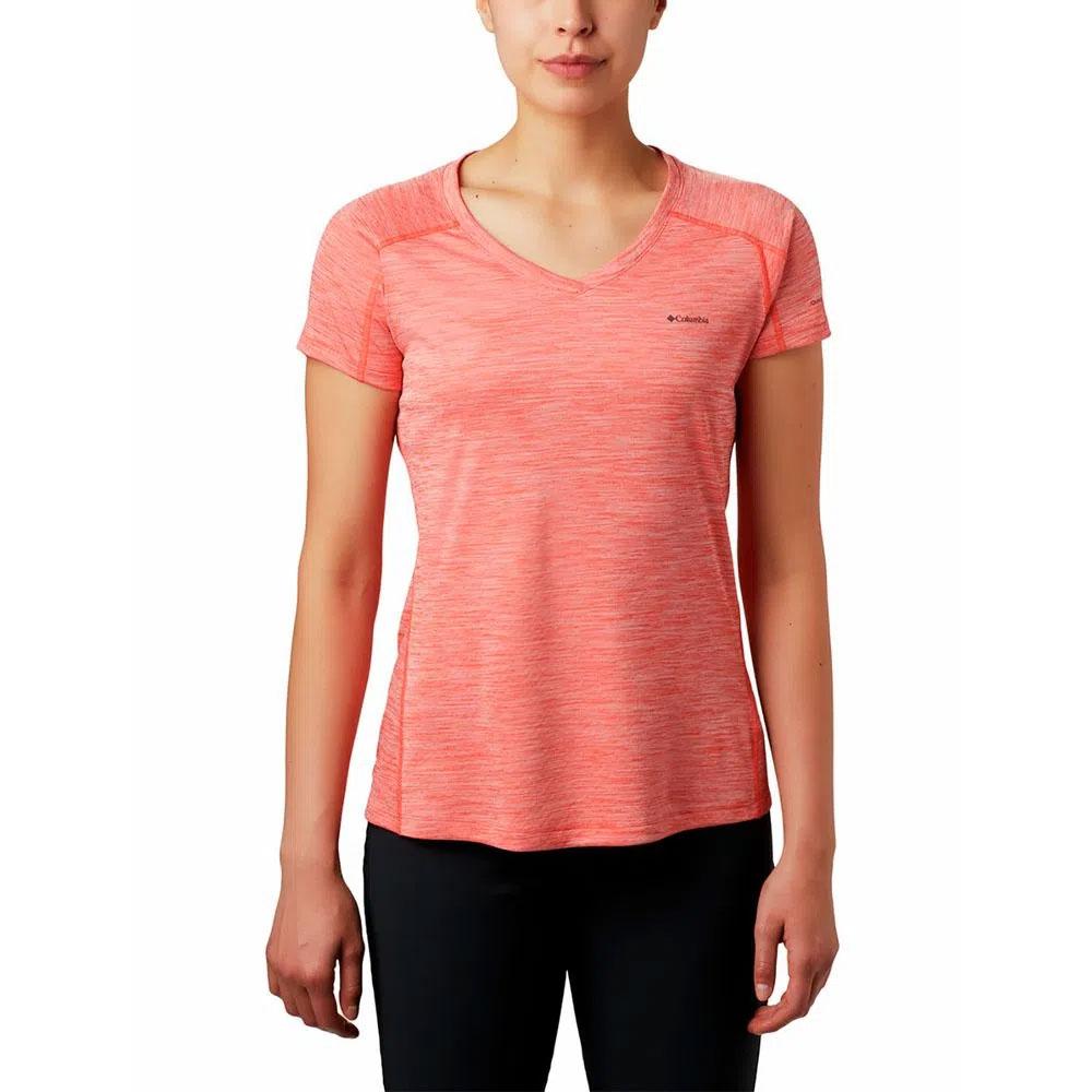 Camiseta Columbia Feminina Zero Rules™