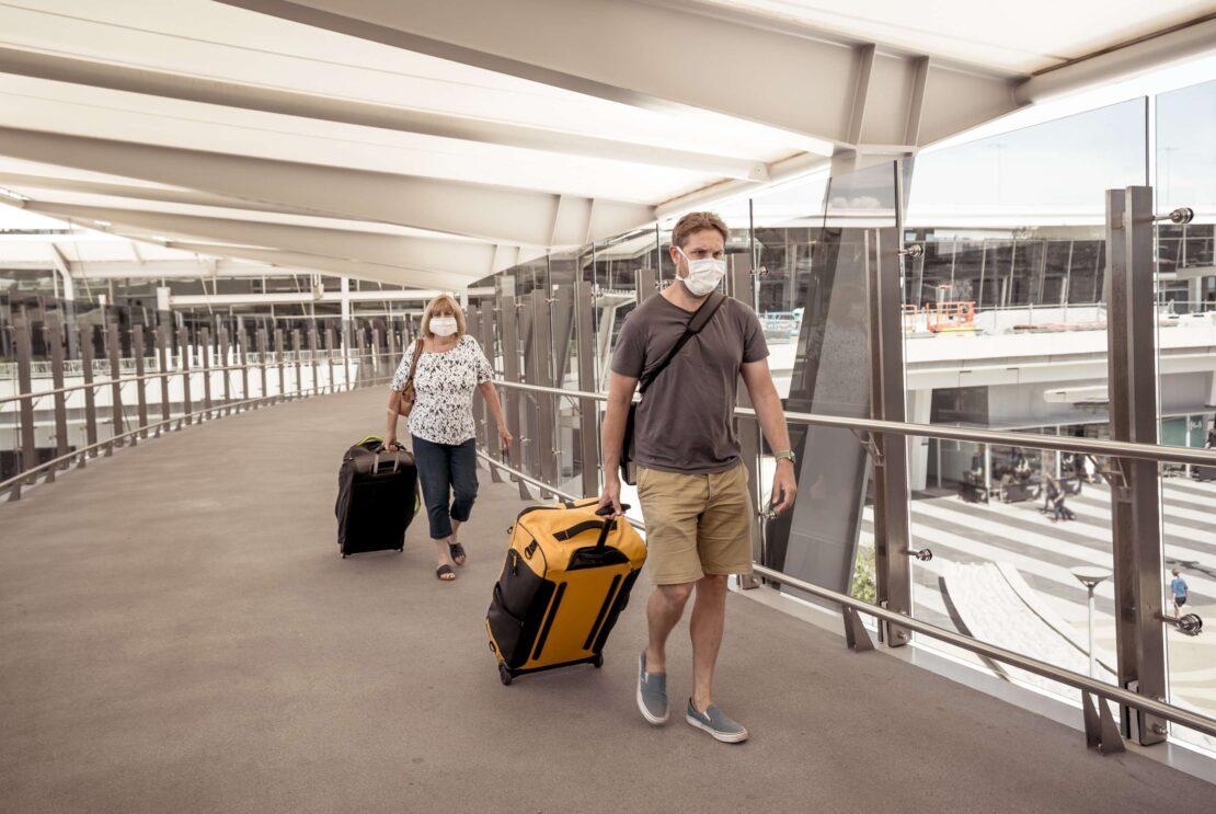 cuidados ao viajar de avião