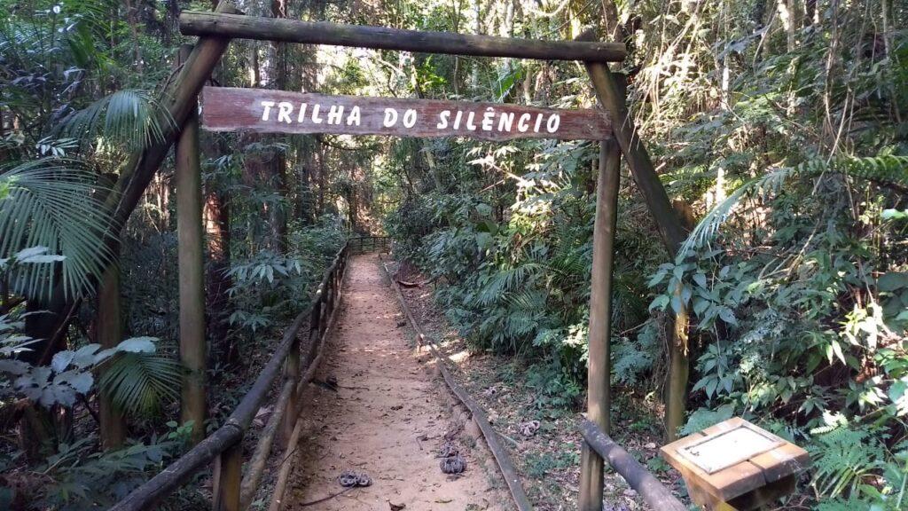 Trilha do Silencio - Guia de áreas Protegidas